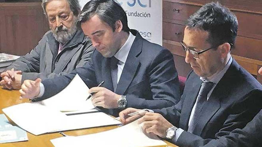 Endesa firma un acuerdo con el Jardí Botànic de Sóller