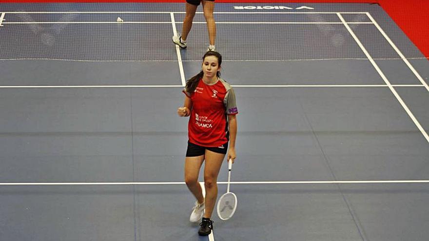 El Bádminton Ravachol renueva a la campeona de España, Ania Setién