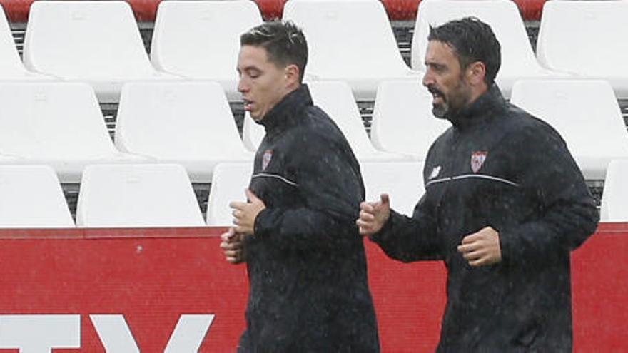 Nasri no estará ante el Valencia