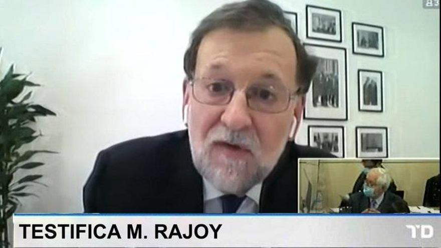 Rajoy ho nega tot