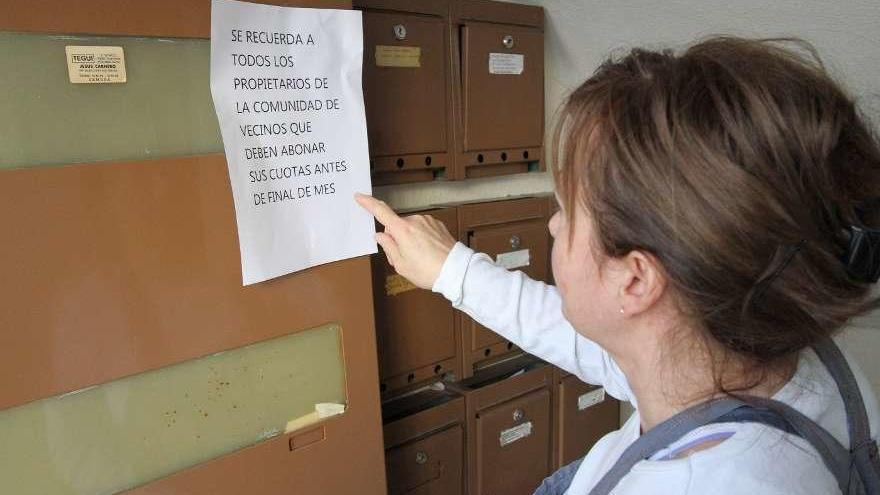 Los vecinos morosos adeudan 6,68 millones a las comunidades en Zamora