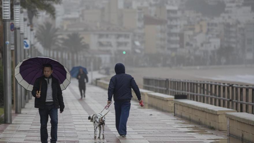Girona viu el pitjor temporal en un mes de desembre dels últims 46 anys