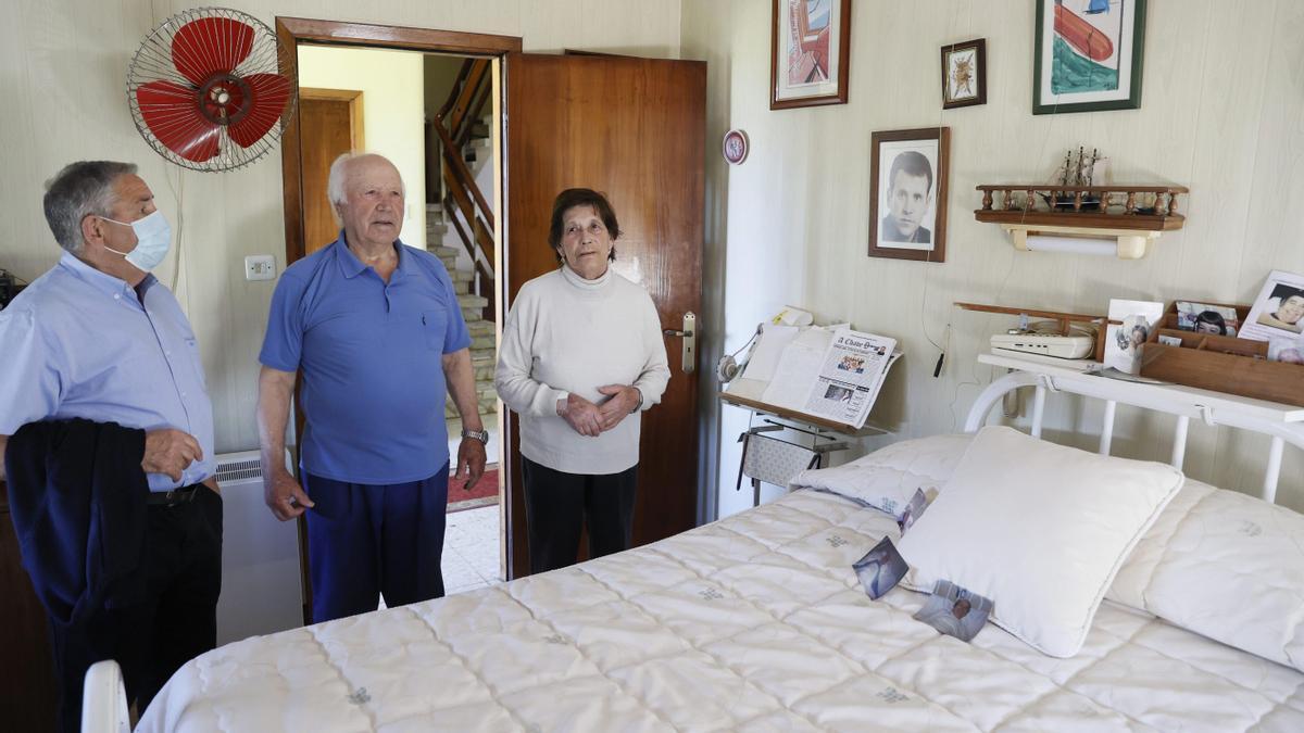 La habitación de Ramón Sampedro, 23 años después
