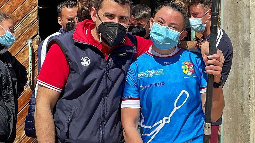 Piragüismo Zamora | Eva Barrios se proclama campeona de España