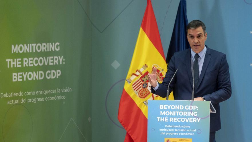 Sánchez defiende una negociación colectiva más equilibrada