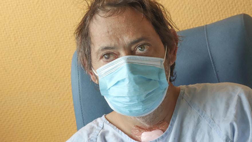 Juan Manuel Álvarez ha superado el coronavirus tras permanecer 40 días en la UCI en Torrevieja