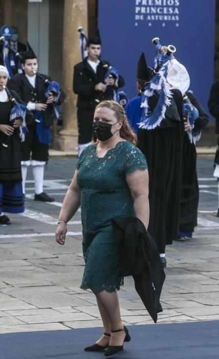 María Jesús Amaro Martín, del servicio de Limpieza del HUCA.