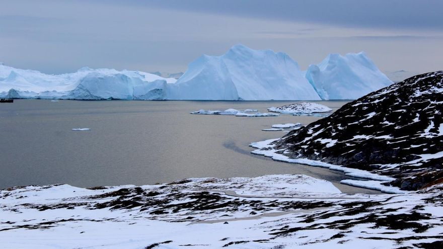 Groenlandia registró una pérdida récord de capa de hielo en 2019
