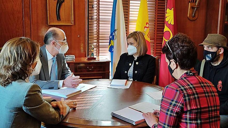 El Puerto de Vigo reducirá en un 14% la superficie ocupada en Redondela