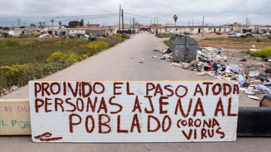 Mallorcas Drogendorf riegelt sich von der Umwelt ab