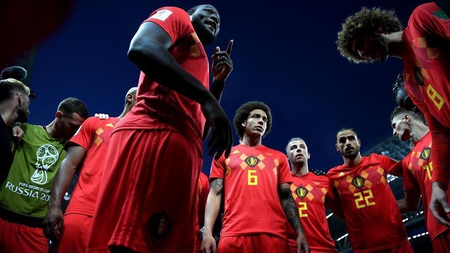 Una Bélgica muy africana