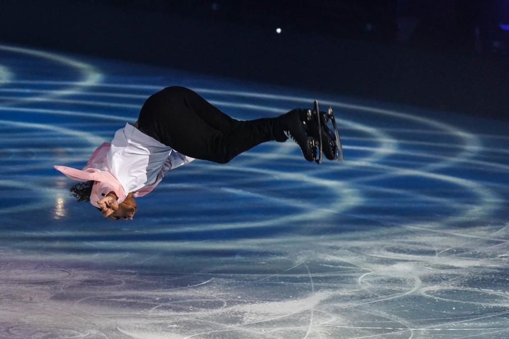 'Revolution on Ice' revoluciona el Martín Carpena