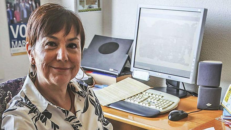 María Paz López: «El origen de la novela está en Grecia, hay hasta de ciencia ficción»