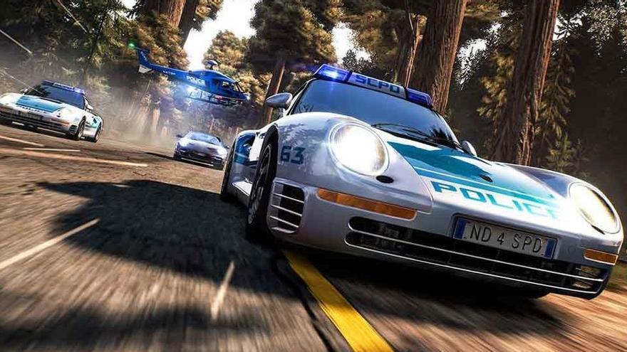 «Need for Speed: Hot Pursuit», la icona de carreres torna actualitzada amb una edició definitiva