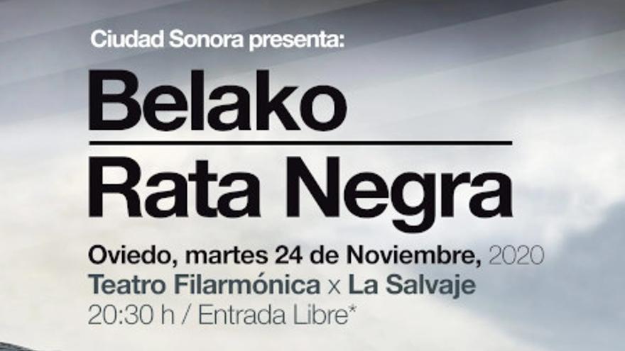 Ciudad Sonora: Belako / Rata Negra
