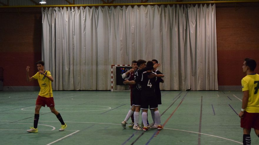 Debut con victoria del División de Honor del River FS ante elSegoSala