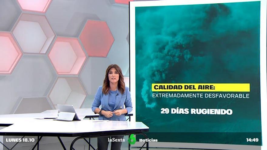 'LaSexta Noticias' estrena un innovador plató con video mapping y pantallas verticales