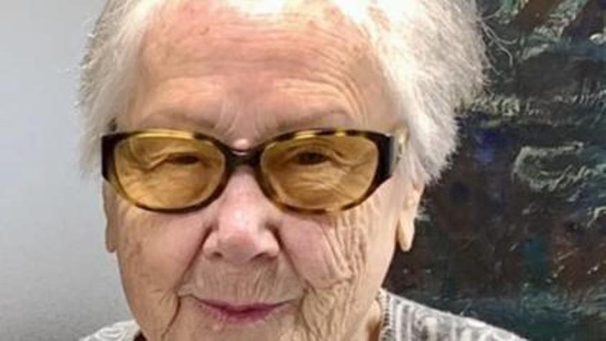 Fallece la activista vecinal Sol Romeu Alfaro a los 88 años