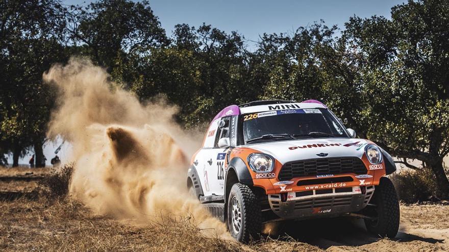 El Andalucía Rally arranca con escala cordobesa y la vista en el Dakar 2022