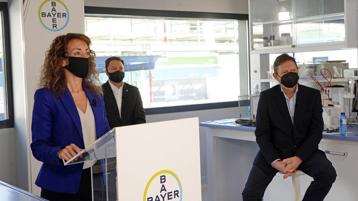 Bayer mantiene ventas en 2020 en España apoyada en los productos agrícolas