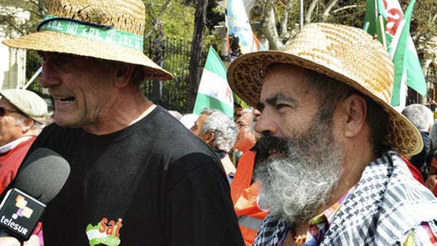 Cañamero y Sánchez Gordillo renunciar a ir por Podemos