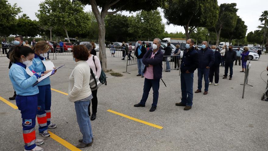 La Junta inaugura en Vélez Málaga el primer vacunódromo de la provincia
