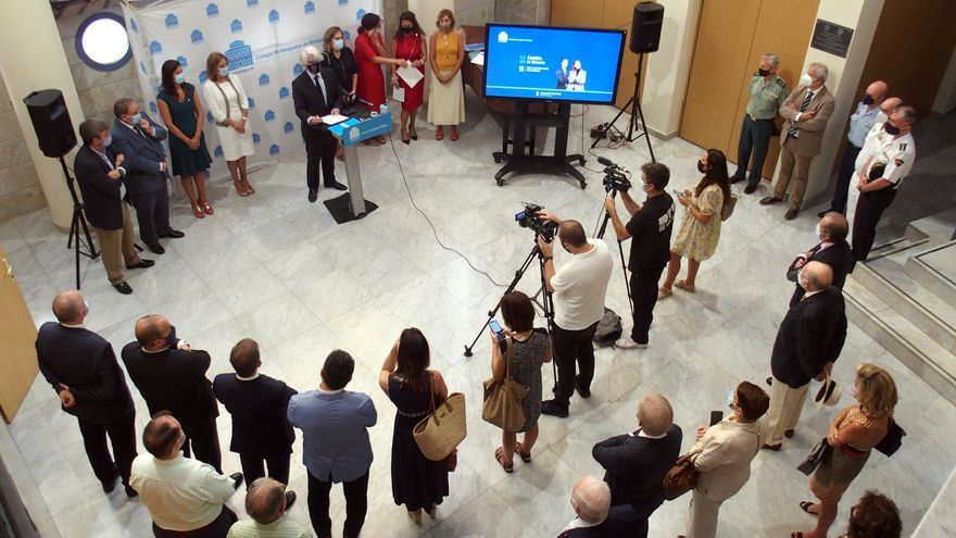 Los abogados de oficio atienden a 31.500 personas en Málaga en 2020