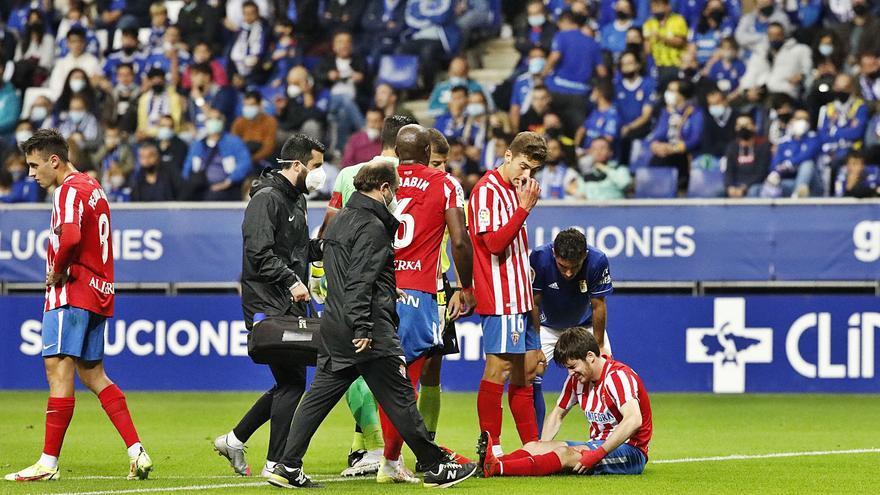 El calvario de Guille Rosas: el lateral sufre una nueva lesión