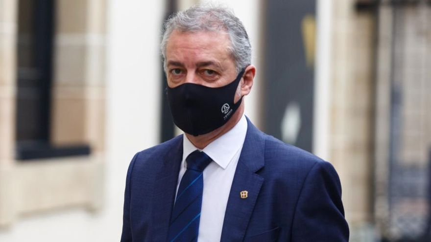 Euskadi propone la libertad de circulación y reuniones de diez personas en Navidad