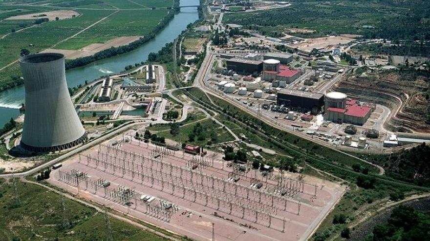 Un fallo en el sistema de protección del reactor obliga a parar a Ascó 1