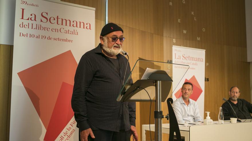 Biel Mesquida, premiado por los editores y libreros catalanes