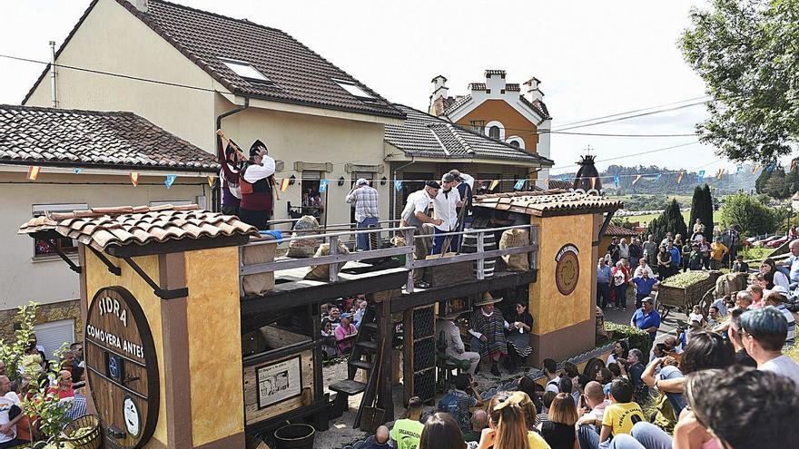 Carrozas sin espectadores, la opción que sopesa Valdesoto para salvar su fiesta