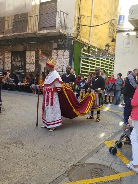 Domingo de Ramos en Cartagena