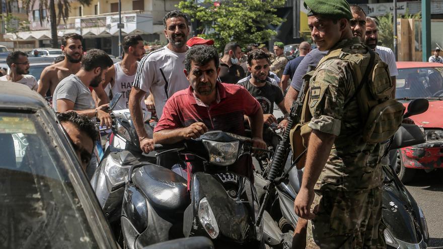 La explosión de un camión cisterna deja al menos veinte muertos en el norte de Líbano