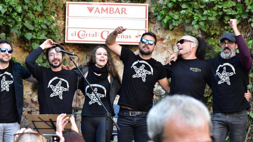 El folk cacereño se sube al cartel de Ortigueira