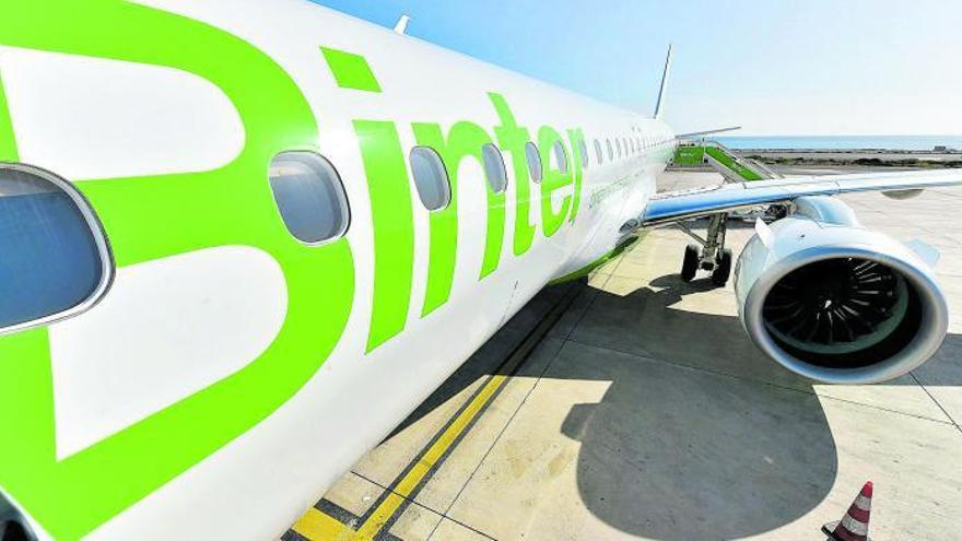 Binter se desprende de su filial de Cabo Verde y deja de volar en el país