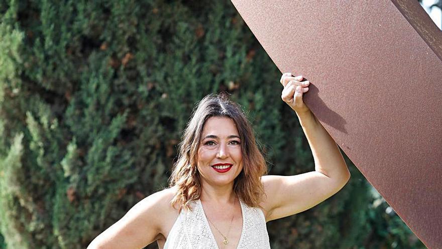Mayte Martínez, paciente de cáncer de mama en Ibiza: «Me ha ayudado mucho tener la mente ocupada y cosas que hacer»