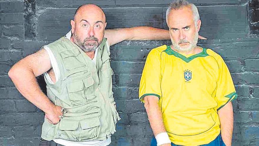 Fel Faixedas i Carles Xuriguera reapareixen amb una nova obra