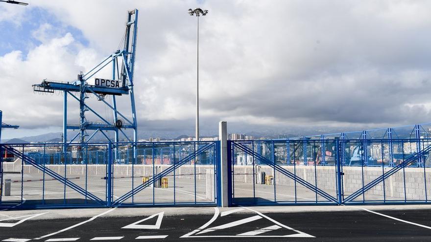 Opcsa mejora con tecnología punta  la seguridad en su terminal del Puerto