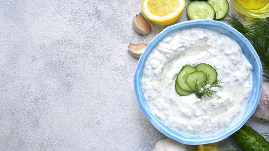 Ensalada de yogur