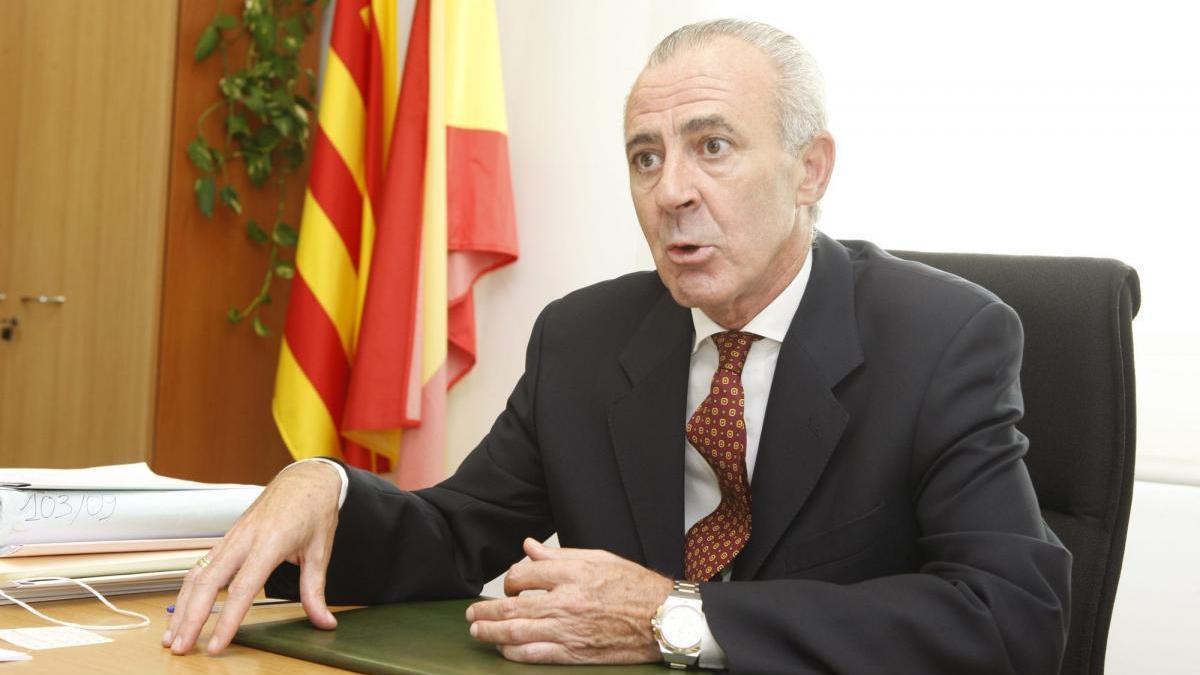 El fiscal jefe de Castellón dimite tras vacunarse irregularmente contra el covid-19