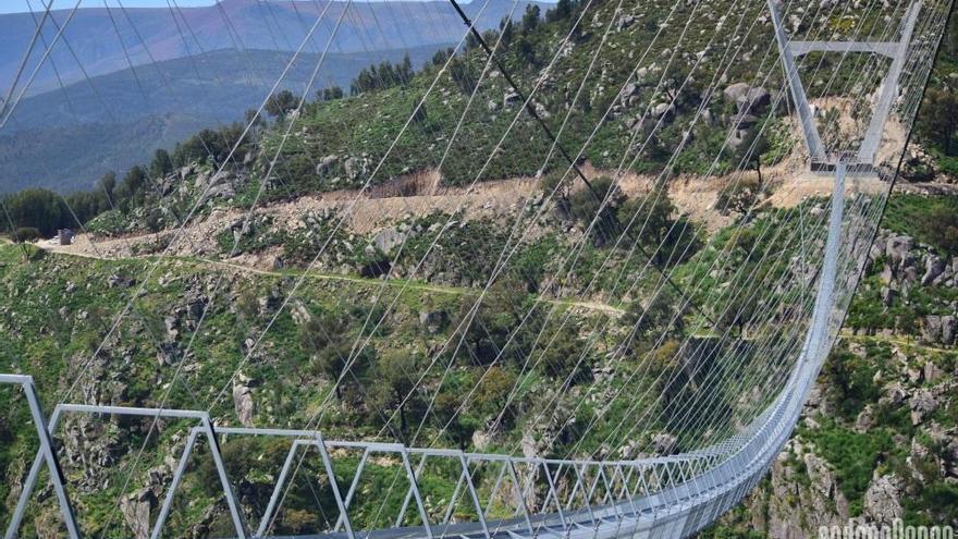 516 Arouca: el puente portugés que hará sombra a Rande