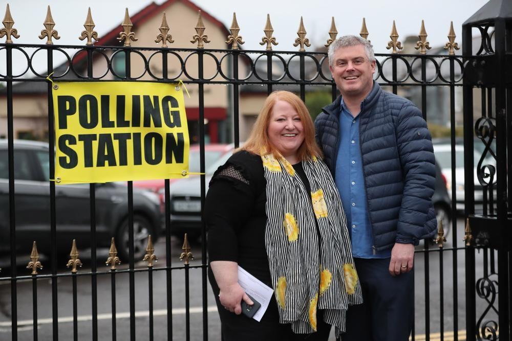 Elecciones en Reino Unido.