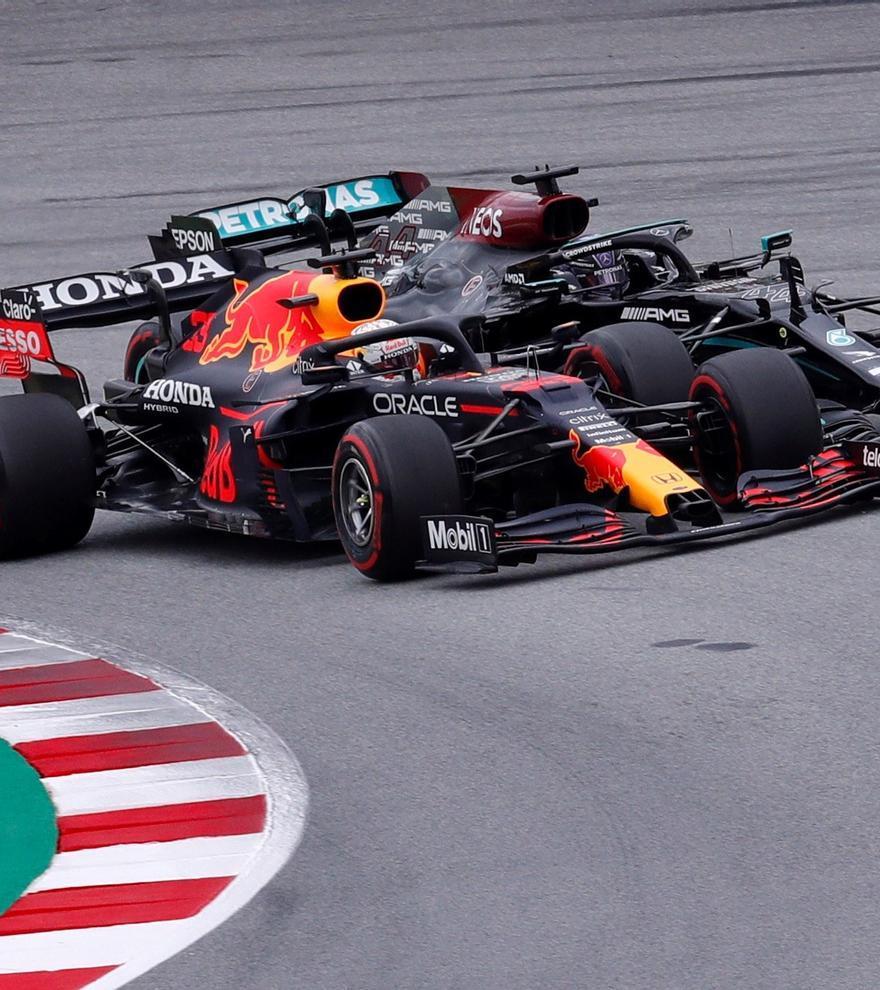 Hamilton llega al GP de Francia con la intención de resarcirse de su error en Bakú