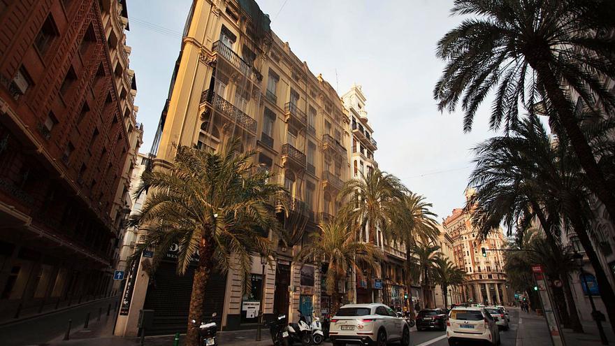 Aprueban 4 nuevos hoteles en el  Grau, Russafa y el centro histórico