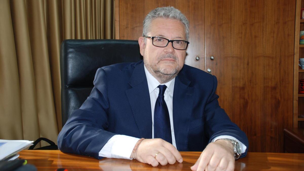 Juan José Alarcón, director del CEBAS, entrará este jueves a la Academia de Ciencias