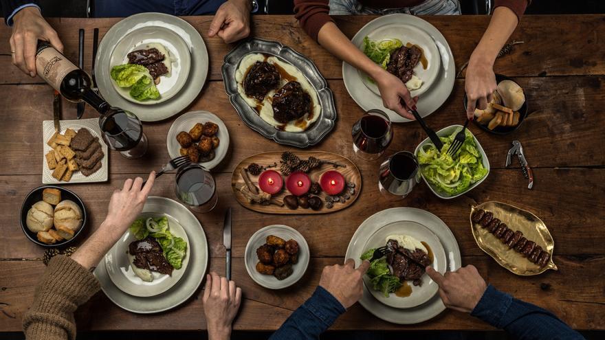 """La famosa carne de """"vaca vieja y gorda"""" para disfrutar en la cena de Navidad"""
