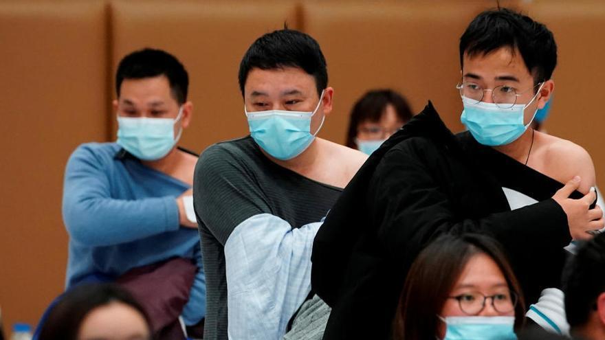 Más de 15 millones de chinos ya han recibido la vacuna contra la Covid