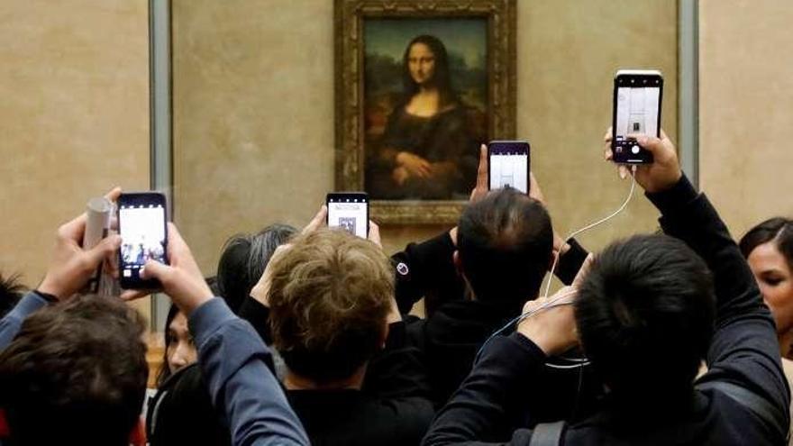El Museo del Louvre bate el récord mundial con 10,2 millones de visitantes en 2018