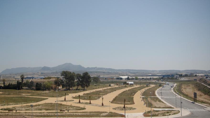 Monforte modernizará el polígono Las Norias para atraer empresas tecnológicas
